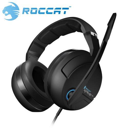 ROCCAT 冰豹 KAVE XTD 5.1 Digital電競耳機麥克風