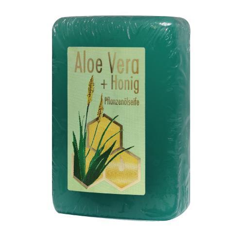 【蜂堤可 Bienen-Diatic】采薈蜂舞 蘆薈蜂蜜潔膚皂(100g)