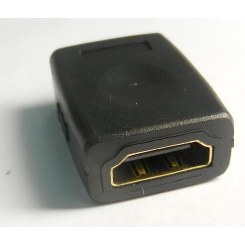 SCE  HDMI 母 / 母 鍍金 轉接頭 GC-68