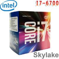 Intel英特爾 Core i7-6700 中央心處理器