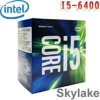 Intel英特爾 Core i5-6400 中央心處理器