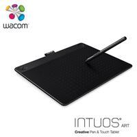 Wacom Intuos Art 藝術創意觸控繪圖板-黑(中)