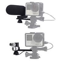 Dynasonic EM148 雙包裝麥克風 for GoPro