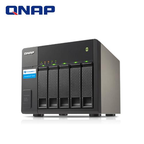TX-500P 5Bay網路儲存伺服器