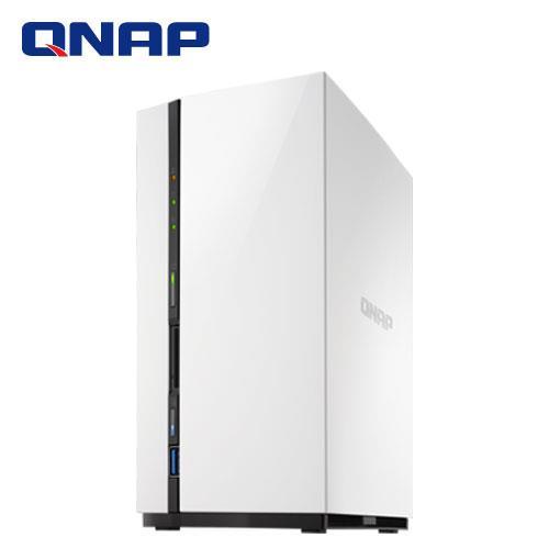 QNAP威聯通 TAS-268 4TB 2BAY網路儲存伺服器