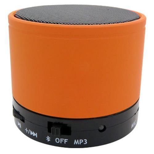 Dreamtec SP-1305 Drum 多功能免持聽筒藍牙喇叭 橘