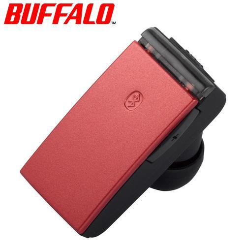 BUFFALO 巴比祿 BSHSBE23 BT4.0 輕小型藍牙耳麥 紅