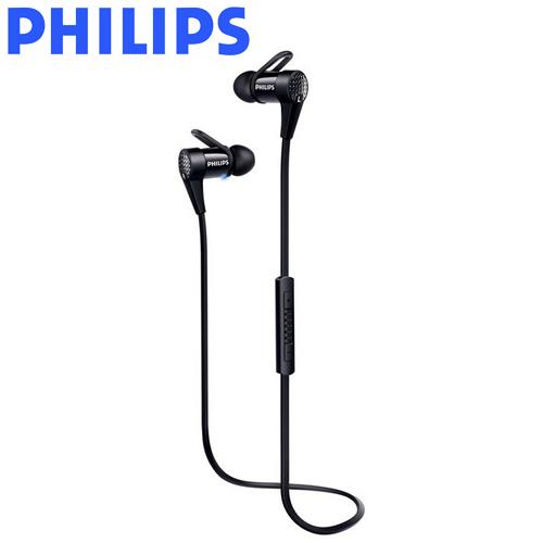 Philips 飛利浦 SHB5800 無線藍牙耳機麥克風 黑