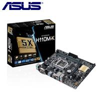 ASUS華碩 H110M-K 主機板