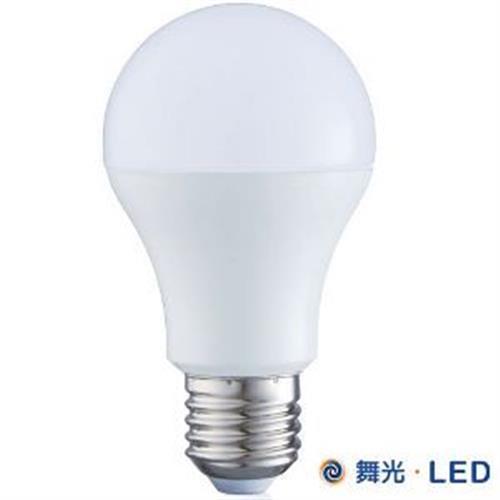 舞光 LED 10W E27  廣角 球泡 (暖白)