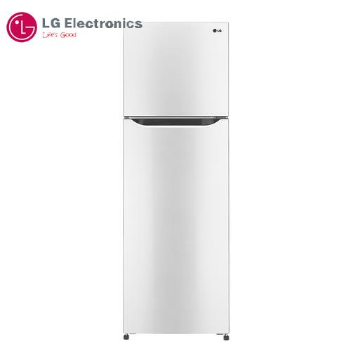 LG 樂金253公升SMART 變頻上下門冰箱GN-L305W典雅白