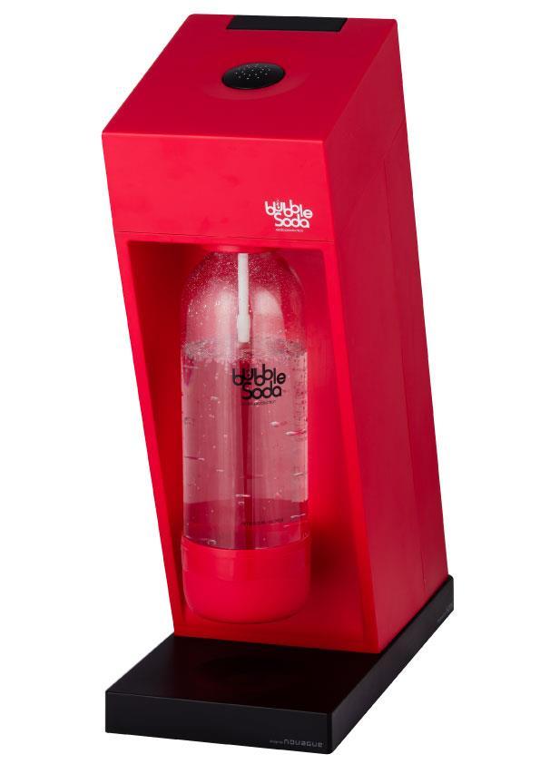 BubbleSoda健康氣泡水機BS-881R