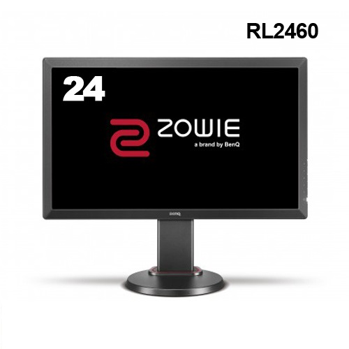 BenQ ZOWIE 專業電競螢幕RL2460