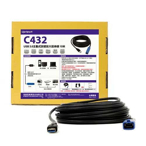 Eclife-Uptech C432 USB 3.0 10