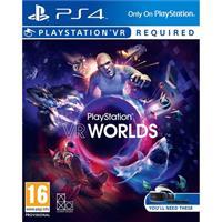 PS4 VR專用遊戲《PlayStation VR Worlds》中英文合版