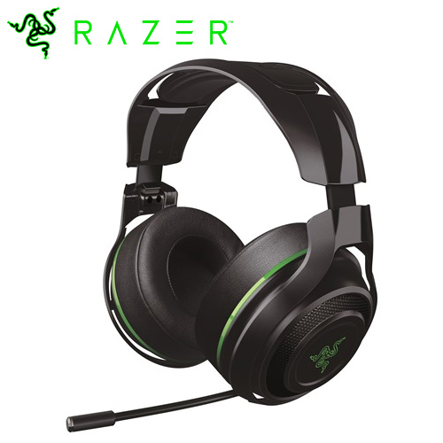 Razer 雷蛇 ManO War 7.1  戰神耳機麥克風 綠