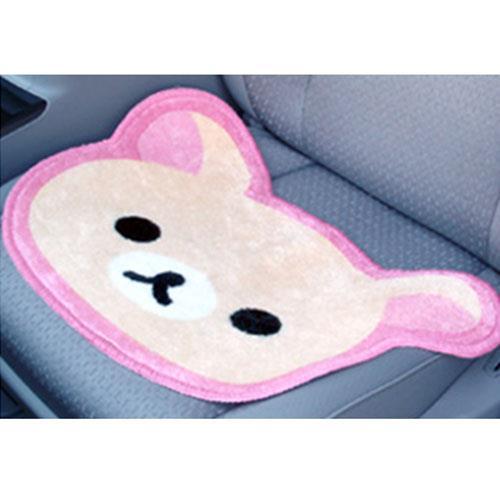 MEIHO 拉拉熊座椅坐墊-粉紅 M84