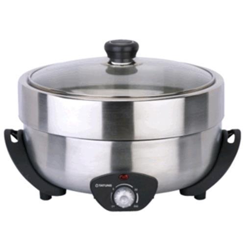 TATUNG(大同) 大同四公升不鏽鋼電火鍋 TSB-4015S