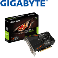 GIGABYTE技嘉 GeForce® GTX 1050 Ti D5 4G 顯示卡