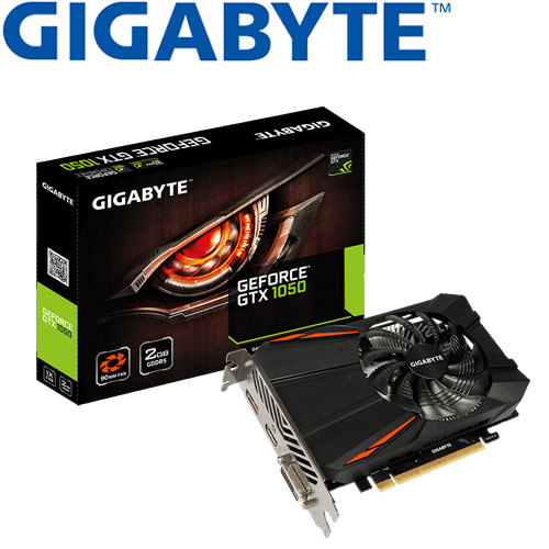 Eclife-GIGABYTE GeForce GTX 1050 D5 2G