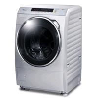 Panasonic國際牌NA-V178DW-L(炫亮銀) 16公斤洗脫滾筒洗衣機