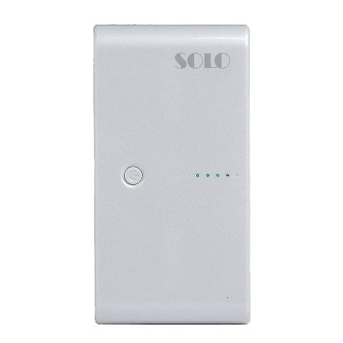 SOLO 18000series 雙輸出行動電源  ~白