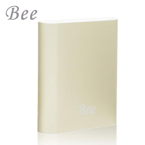 Bee 10400series 金屬質感 簡約設計 行動電源-金色