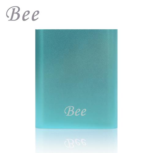 Bee 10400series 金屬質感 簡約設計 行動電源-藍色