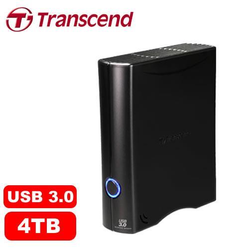創見 4TB 4T StoreJet 3.5吋 行動硬碟