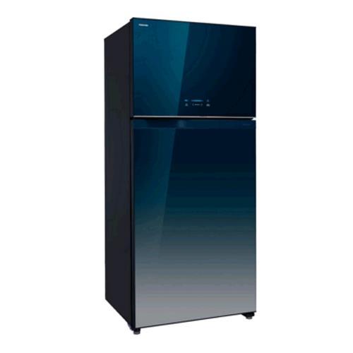 TOSHIBA 東芝變頻玻璃鏡面ECO節能系列冰箱雙門冰箱608L GR-WG66TDZ(GG)