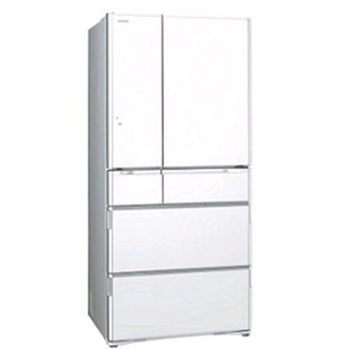 HITACHI 日立670公升日本原裝進口變頻冰箱 RG670GJXW(璀璨白)