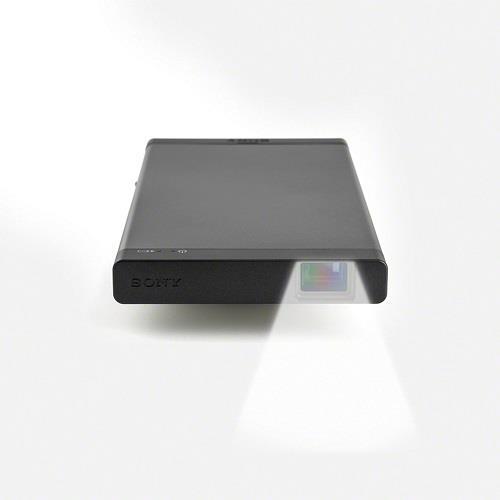 SONY MP-CL1A 新一代行動微型投影機-黑灰