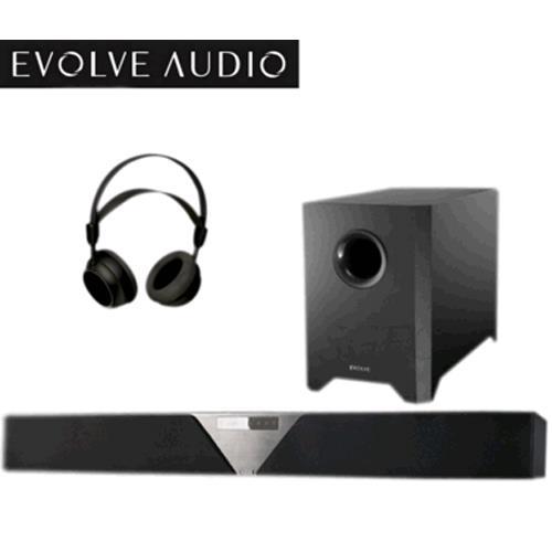 evolve audio Soundbar藍芽音響 SB~2600