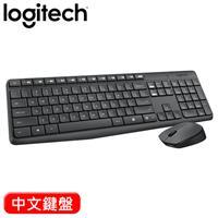 Logitech 羅技 MK235 無線鍵盤滑鼠組 中文