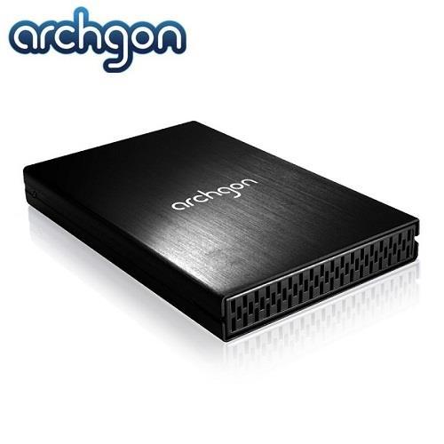 archgon亞齊慷 2.5吋USB3.0鋁合金SATA硬碟外接盒Sphere V-MH-2231-U3V3