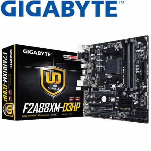GIGABYTE技嘉 GA-F2A88XM-D3HP 主機板