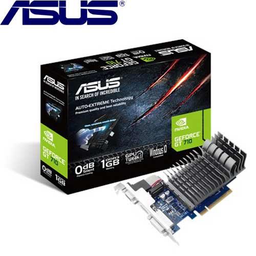 ASUS華碩 GeForce® 710-1-SL 顯示卡
