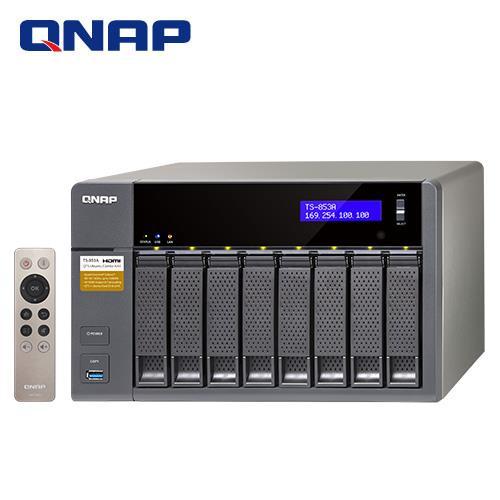 QNAP威聯通 TS-853A-8G 8Bay網路儲存伺服器