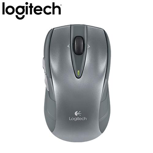 Logitech 羅技 M545 無線滑鼠 銀