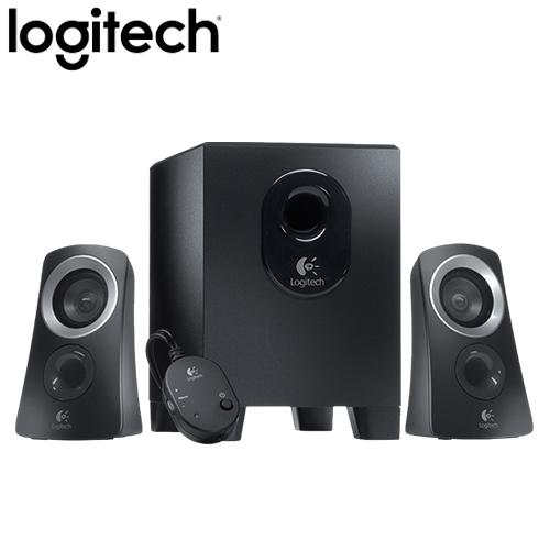 Logitech 羅技 Z313 2.1聲道 電腦喇叭 ~重低音加強入門款~