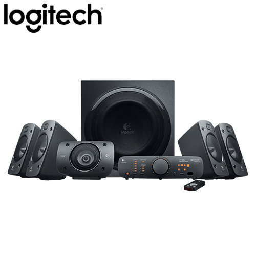 Logitech 羅技 Z906 5.1聲道環繞音效音箱