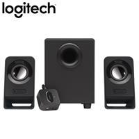 Logitech 羅技 Z213 2.1聲道 3件式 喇叭 【平價國民款】