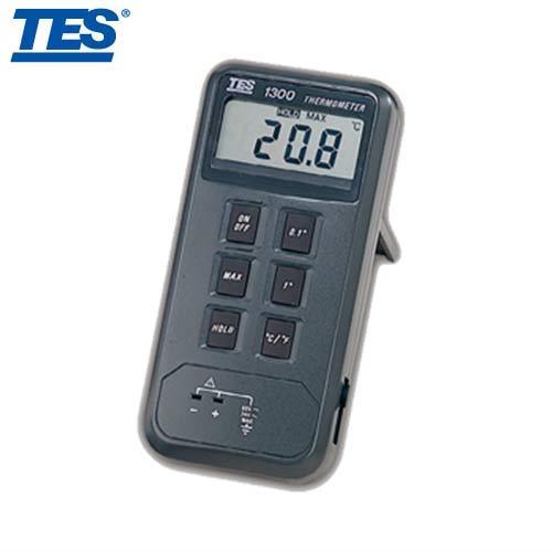 泰仕TES 數位式溫度錶 TES-1300