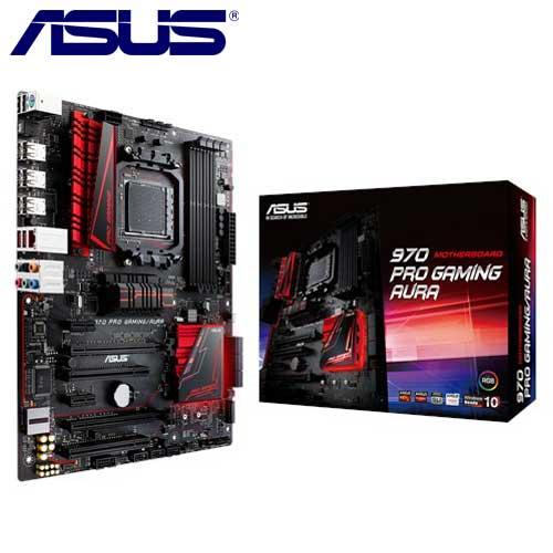 ASUS華碩 970 PRO GAMING/AURA 主機板