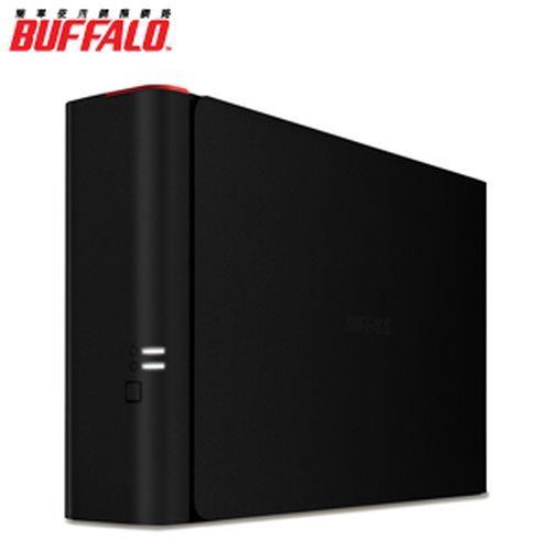 BUFFALO 巴比祿 LS410D0401 NAS網路儲存伺服器(含硬碟)