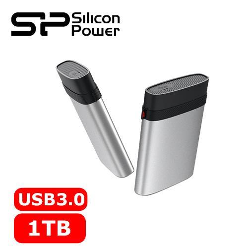 SP廣穎軍規系列Armor A85 外接式硬碟 1TB