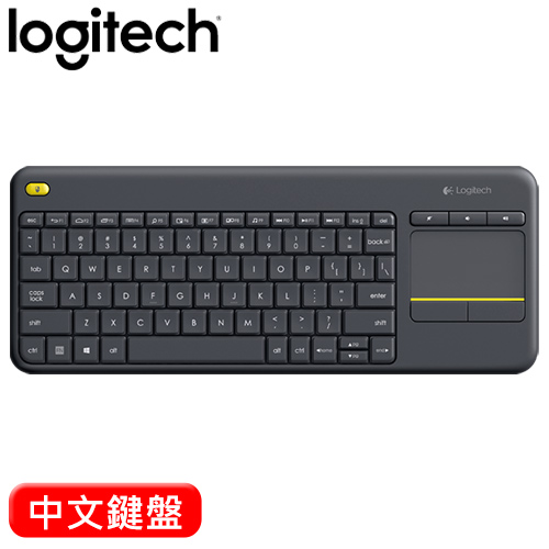 Logitech 羅技 K400 Plus 無線觸控鍵盤