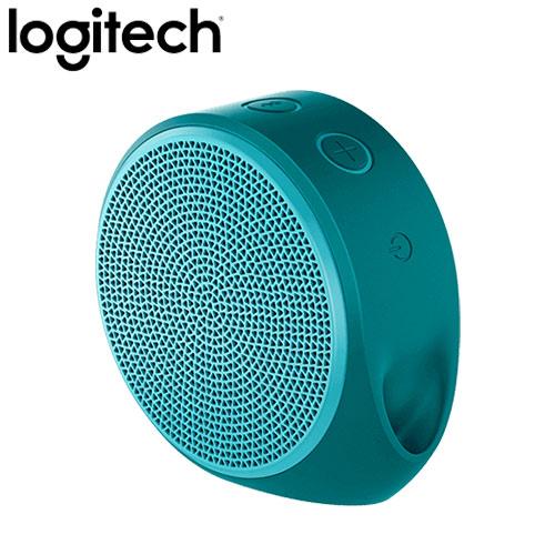 Logitech 羅技 X100 無線藍牙喇叭 青綠