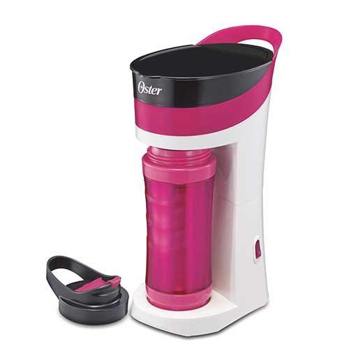 Oster隨行杯咖啡機 BVSTMYB-PK (粉紅色)