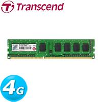 Transcend創見 JetRam DDR3-1600 4GB 桌上型記憶體
